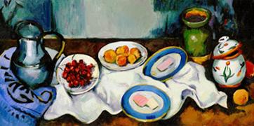 Paul Cézanne festménye