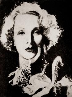 Marlene portré